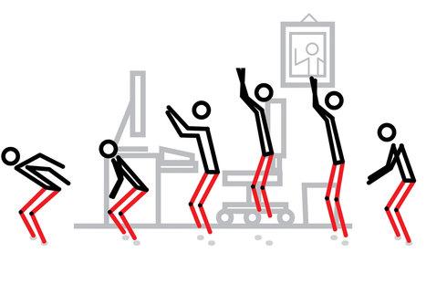 Office Olympics | RSI Awareness | Scoop.it