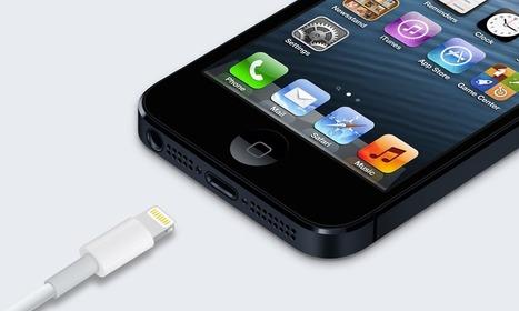 Apple pourrait bloquer les accessoires non officiels pour iPhone et iPad | Geeks | Scoop.it