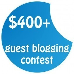 $500+ Guest Blogging Contest At TechyWood Is Live(30th Dec-31st Jan) | Blogging Contests | Scoop.it