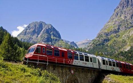 Viagem pela Europa de trem: InterRail | Viagem Mundo | Dicas de Viagem Europa | Scoop.it