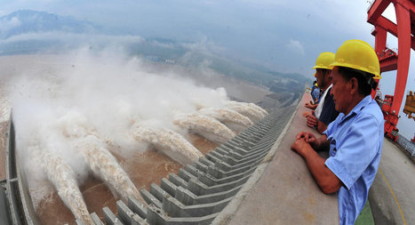 China's Water Power Revolution Hits the Skids / Sputnik International | Water issues in China | Scoop.it