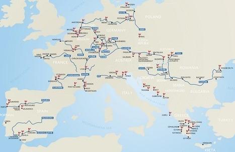 Les croisières fluviales en plein essor | La note de veille d'Eure Tourisme | Scoop.it