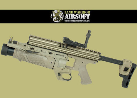 LWA: ACM Seals EGLM for SCAR Series | Popular Airsoft | Airsoft Showoffs | Scoop.it