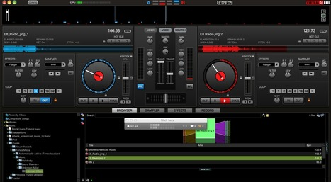Broadcast on Mixlr using Virtual DJ and a MIDI controller (Mac) | Internet Broadcasting | Scoop.it