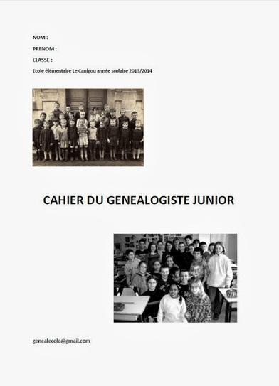GENEALECOLE - Initiation à la généalogie CM1-CM2   Auprès de nos Racines - Généalogie   Scoop.it