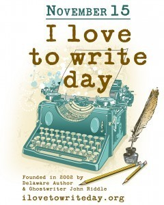 November 15th: National I Love to Write Day | Apps With Curriculum | Scoop.it