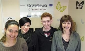 Chrysalide devient la toute première ressourcerie labellisée en France   Actualité de l'économie sociale et solidaire   Scoop.it