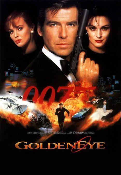GoldenEye (1995) Hindi Dubbed Movie Watch Online | MoviesCV.com | Scoop.it