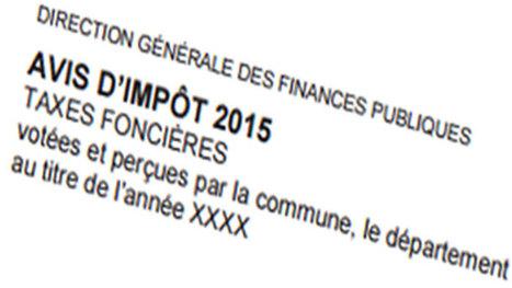 Taxe foncière 2016 : calcul, exonérations, plafonds | Immobilier | Scoop.it