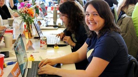 Des clubs de code entre filles, pour vaincre les préjugés dans l'informatique | whynotblogue | Scoop.it