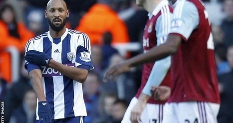 West Brom Sack Nicolas Anelka For 'Gross Misconduct' – Entertainment Sports | Entertainment | Scoop.it