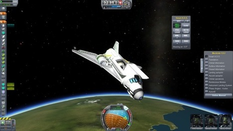 NASA puts its asteroid-moving mission into a video game - VentureBeat | Development in Gaming | Scoop.it
