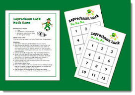 Corkboard Connections: Leprechaun Luck Probability Freebie | Seasonal Freebies for Teachers | Scoop.it