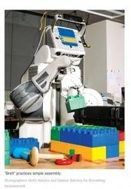 Les robots ne miment plus nos gestes: ils les apprennent - Rue89 | Une nouvelle civilisation de Robots | Scoop.it