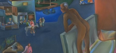 La pintura narrativa y vital de Bhupen Khakhar, primer artista pop de la India y activista gay   Heterocity   Scoop.it