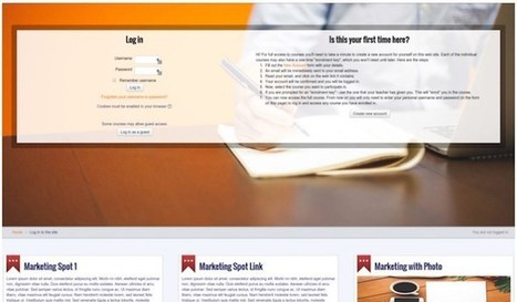 Take Your Moodle Next Level With The Pioneer Theme | elearning stuff | Scoop.it