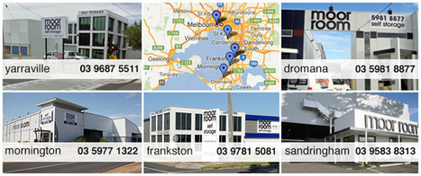 Storage Melbourne | Self Storage in 4 great locations around Melbourne : Home | self storage units Melbourne | Scoop.it