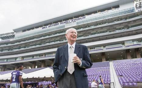 Bill Snyder stresses importance of college academics in letter to Kansas State faculty | All Things Wildcats | Scoop.it