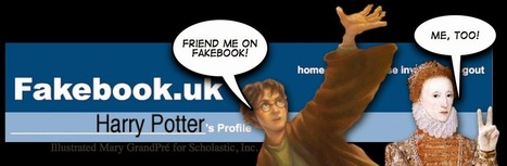 The Travelling Teachers: Fakebook - let's have fun with biographies | Education | Scoop.it
