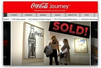 Coca-Cola digital chief: 'Kill the press release' | Brand-Journalist.com on Scoop.It | Scoop.it