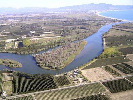 Publicado el Estudio de la Dinámica Morfológica del Río Fluvià - Tecnología y ciencias del agua | Agua | Scoop.it