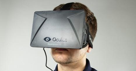 Marriott Can 'Teleport' You to Hawaii or London via Oculus Rift | QR code, NFC, Réalité augmentée… | Scoop.it