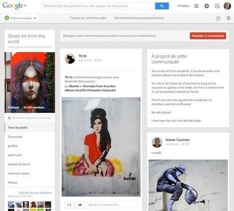 Google suit la tendance en morcelant Google+ | Toulouse networks | Scoop.it