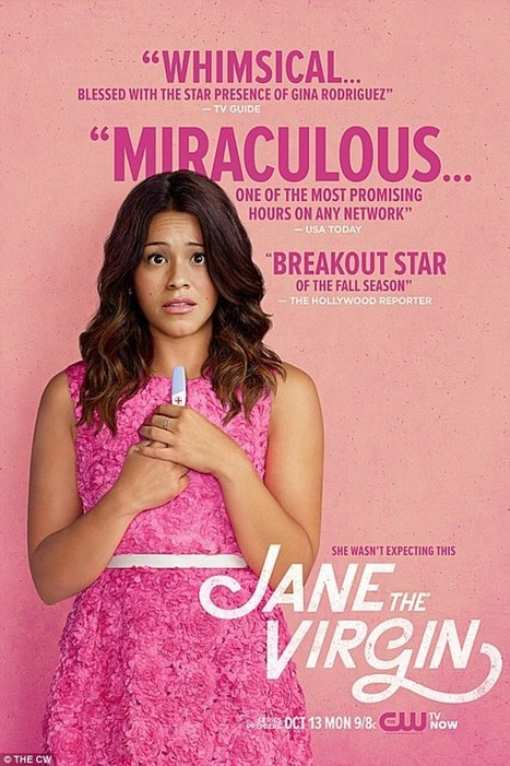 "New series Jane the Virgin follows girl whose doctor inseminates her | ""FOLLIEWOOD"" 