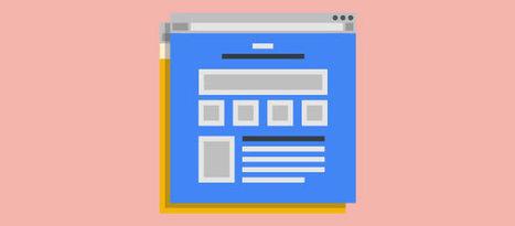 Flat Design vs. Minimalism | Design | Scoop.it