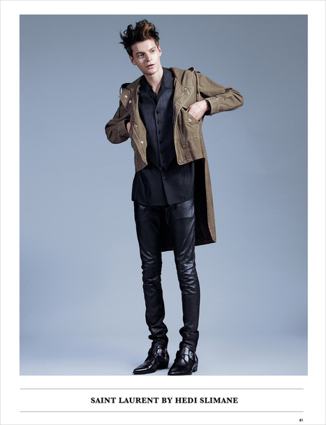Spring Fever by Kevin Sinclair For Essential Homme | DerriusPierre.Com | Scoop.it