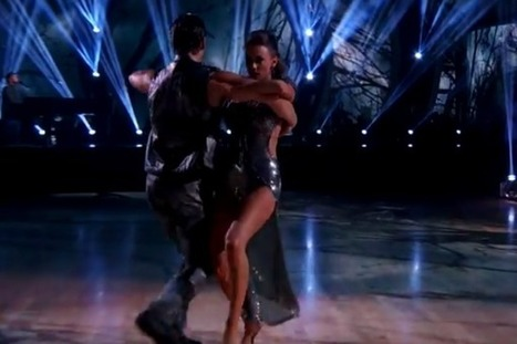 Watch Jana Kramer Tango to 'One Tree Hill' Theme on 'DWTS' | Country Music Today | Scoop.it