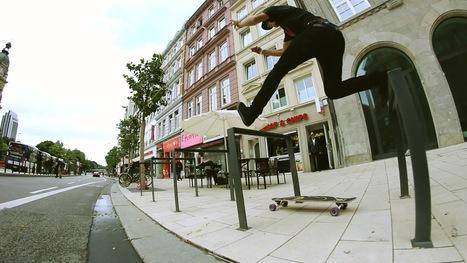Resource Distribution: Foreign Exchange Europe 2013 – Skate Episode 1 - Skate[Slate] (blog) | Longboard and skate | Scoop.it