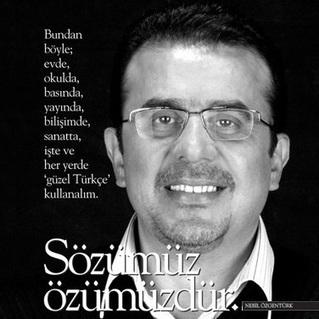 Sözümüz Özümüzdür – Nebil Özgentürk | turkdilbayrami | Scoop.it