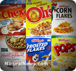 The top 10 breakfast cereals most likely to contain Monsanto's GMO corn | Health science | Scoop.it
