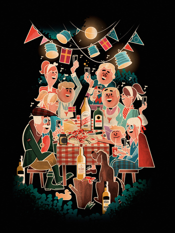 Pekka of Finland - Contemporary Illustration from the Land of Booze and Blondes | World Design Capital Helsinki 2012 | Finland | Scoop.it