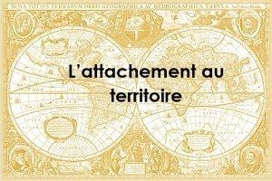Attachement au territoire et marketing Territorial | Attractivité et développement du territoire | Scoop.it