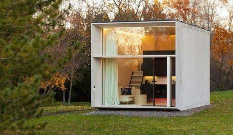 La KODA : l'habitation ultra-minimaliste écologique et amovible | Dans l'actu | Doc' ESTP | Scoop.it