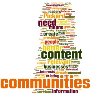 Filtered Content is Hot Topic at Internet World | Social Media Content Curation | Scoop.it