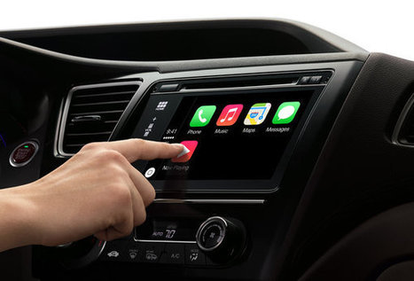 Google and Apple Fight for the Car Dashboard | Cartographie XY | Scoop.it