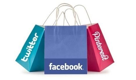 Social commerce : les réseaux sociaux, plus qu'une vitrine de marque | Web design - Ergonomy and responsiveness | Scoop.it