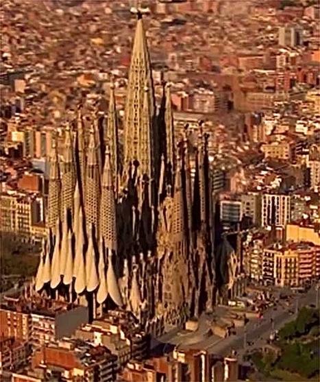 Gaudi Designer :: Sagrada Familia - Sagrada Familia terminada hacia 2026 | Catalonia for those who love travel, food and wine! | Scoop.it