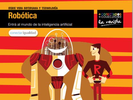 Robótica Educ.ar - Biblioteca de Libros Digitales | BairesRobotics | Scoop.it
