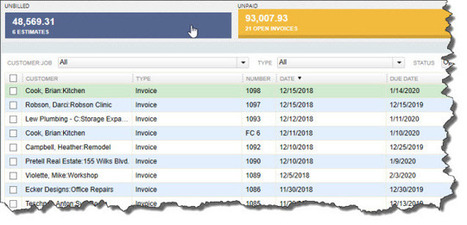 QuickBooks Tips: QB 2014 Simplifies, Accelerates Common Tasks | Financials and Accounting | Scoop.it