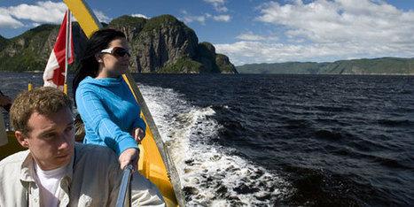Navette maritime du fjord - Circuits et tours guidés - Activités et attraits - Ville de Saguenay | NYC Quebec Trucs utiles | Scoop.it