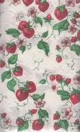 Strawberry Tablecloth Paper for dessert buffets | Candy Buffet Weddings, Events, Food Station Buffets and Tea Parties | Scoop.it