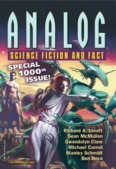 Table of Contents: Analog, June 2015 (Special 1000th Issue!) | Paraliteraturas + Pessoa, Borges e Lovecraft | Scoop.it