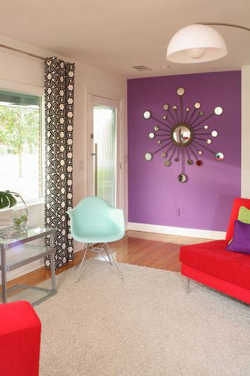 Best Ways to Use Radiant Orchid, Pantone's Color of 2014 | real estate | Scoop.it