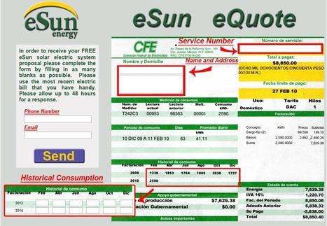 eSun equote   1 Stop Energy Shop   Scoop.it