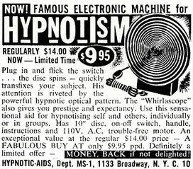 Las prácticas del hipnotismo. Tus ojos se sienten muy, muy cansados. ~ Notas de Psicología y Neurociencia | Psicología y Neurociencia | Scoop.it