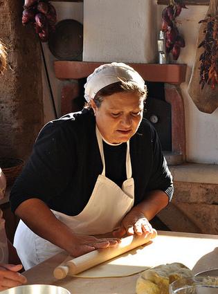 Orecchiette and Salentine Breads - Cooking with Mamma Giulia | Pane, Pizza e Amore | Scoop.it
